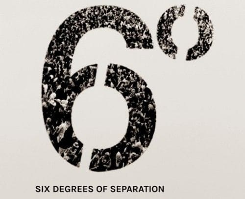 6 Degrees of Seperation (Paul)